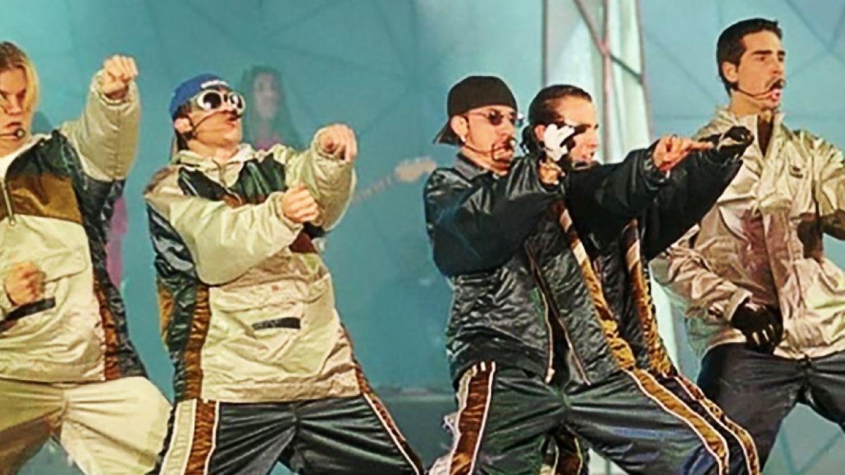 Resultado de imagen para backstreet boys viña 1998
