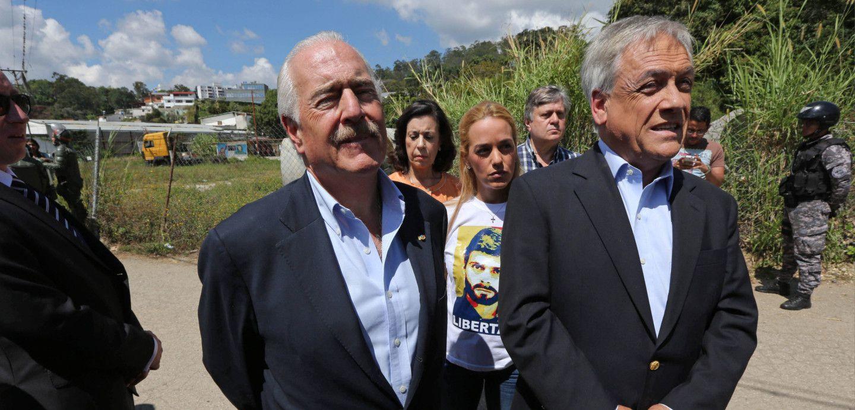 Punto para Piñera