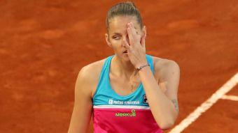 Resultado de imagen para Karolina Pliskova roma