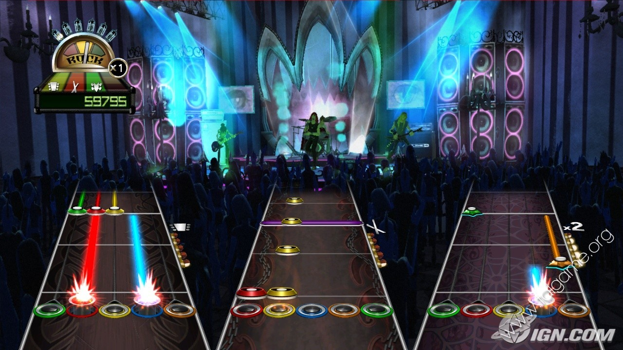 Guitar Hero World Tour Download Free Full Games Others Games