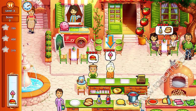 Restaurant Management Games Time