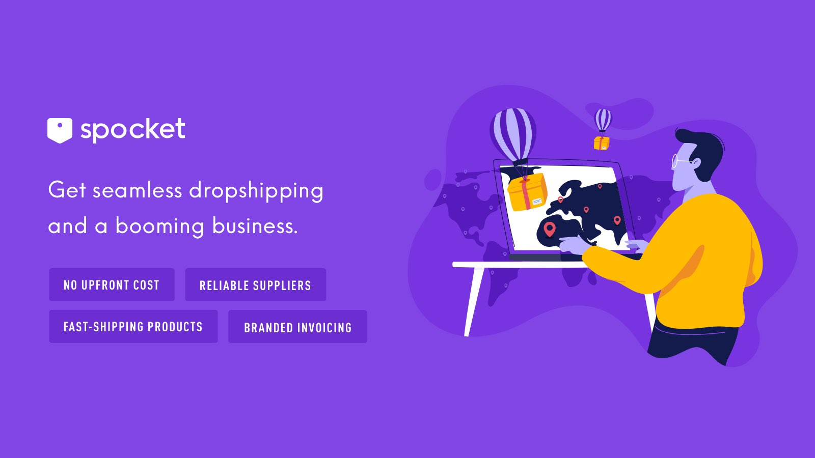 Spocket  Dropshipping