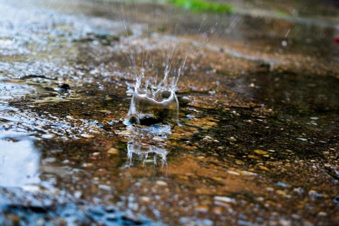 Météo Tarbes. la pluie arrive et les températures sont en forte baisse ce mardi