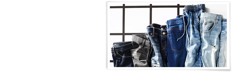 jeans - you can never have enough