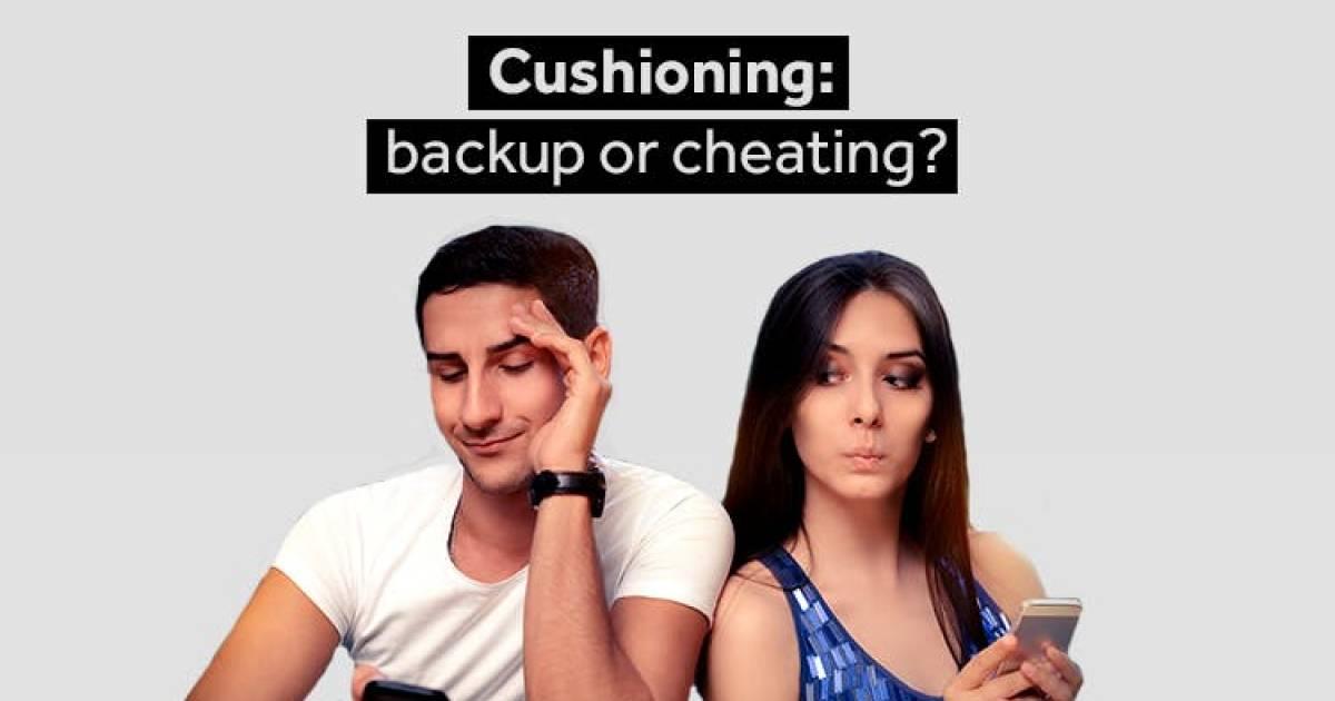 Αποτέλεσμα εικόνας για cushioning dating trend