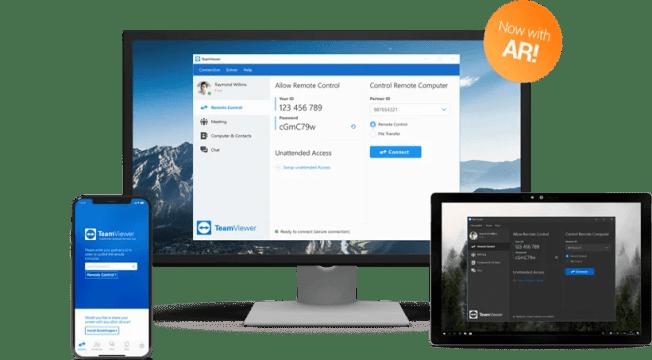 TeamViewer 14 5 5819 Crack With Premium Key Free Download 2019