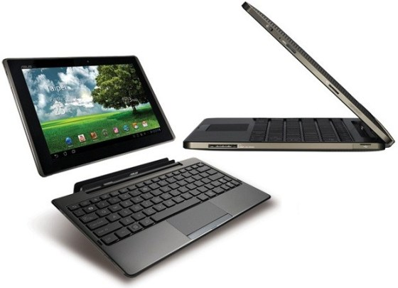 ASUS Transformer TF101 va rula Android ICS