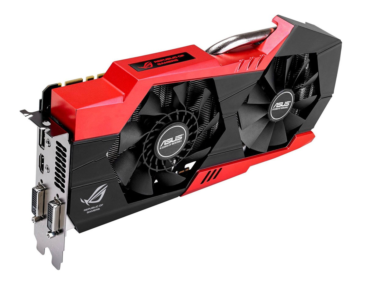 ASUS STRIKER PLATINUM GTX760