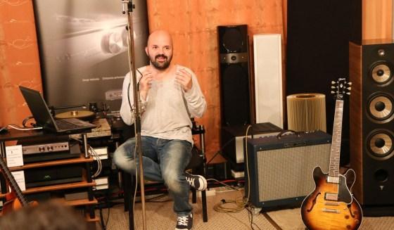 Electric Brother la evenimentul ASUS Essence @ Audio Concept