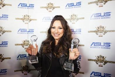Andra a câștigat Most Wanted Artist la Media Music Awards 2015