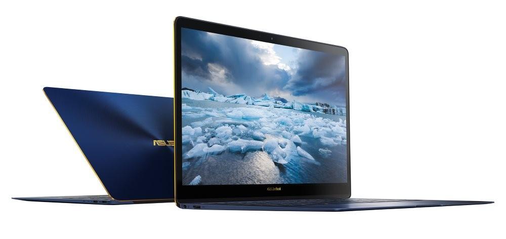 ASUS ZenBook 3 Deluxe UX490