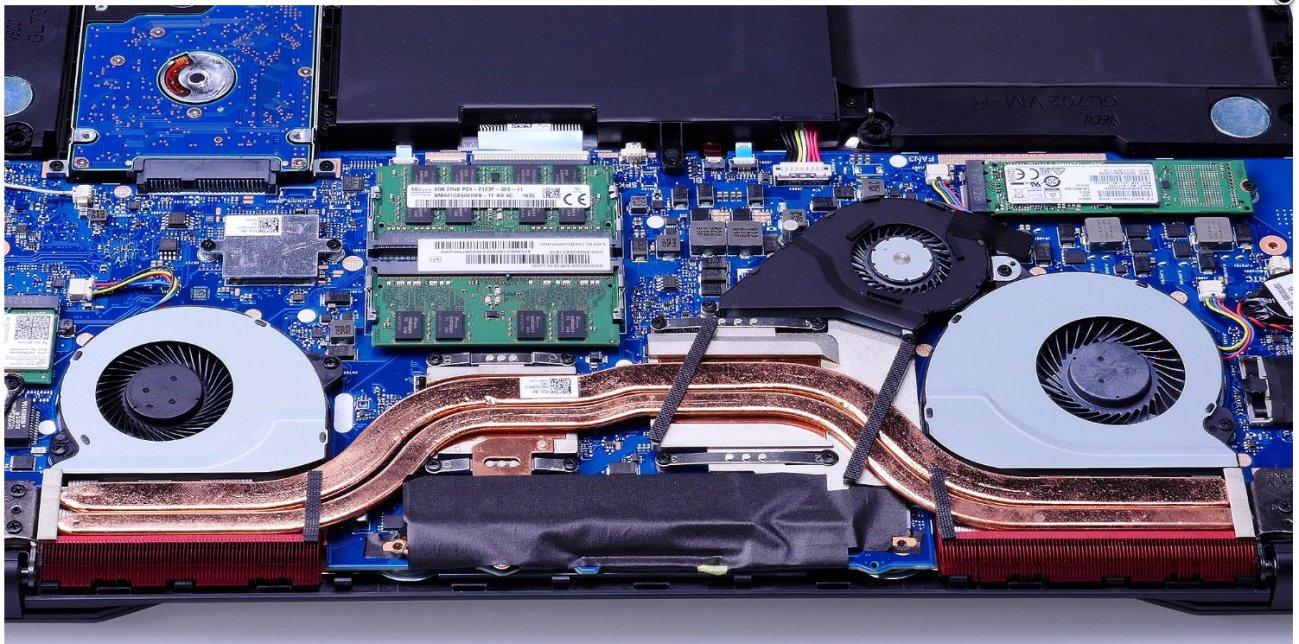 ASUS ROG GL702V - hardware