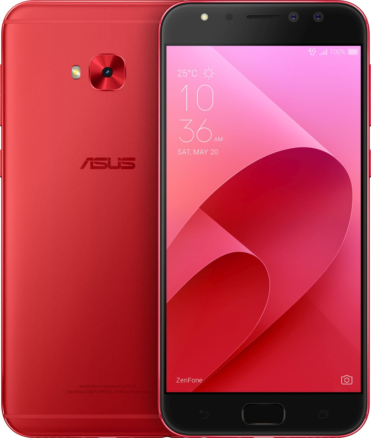 ZF4_Selfie_Pro_front_red copy