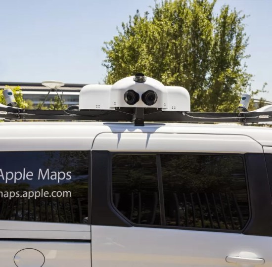 Apple launches their map, apple map