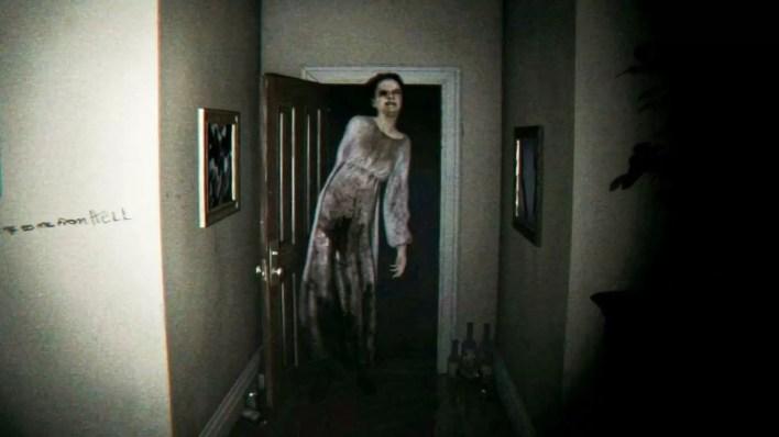 P.T. camera hack reveals ghostly secret