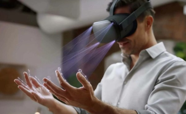 Oculus Quest gesture controls arrive early as an experimental setting