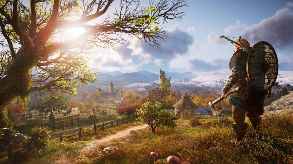 30 Minutes Of Assassin's Creed: Valhalla Gameplay Has Been Leaked