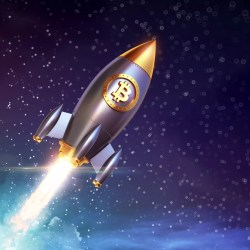Bitcoin is now selling for more than... 23,000 dollars