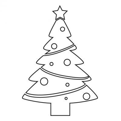 Les Pochoirs De Noel A Imprimer