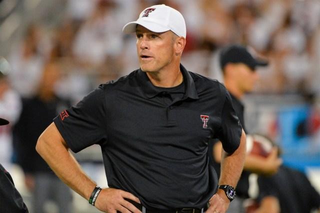 Texas Tech Coach Matt Wells pushes back over Torrey Green scandal ...