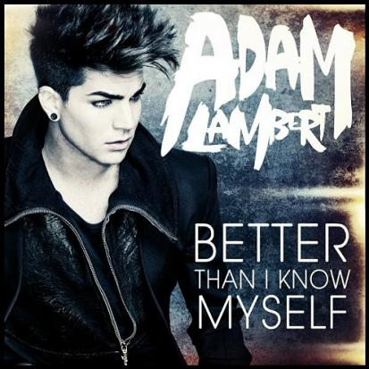Adam Lambert Single Art