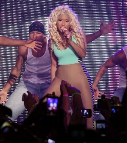 Nicki Minaj in Concert