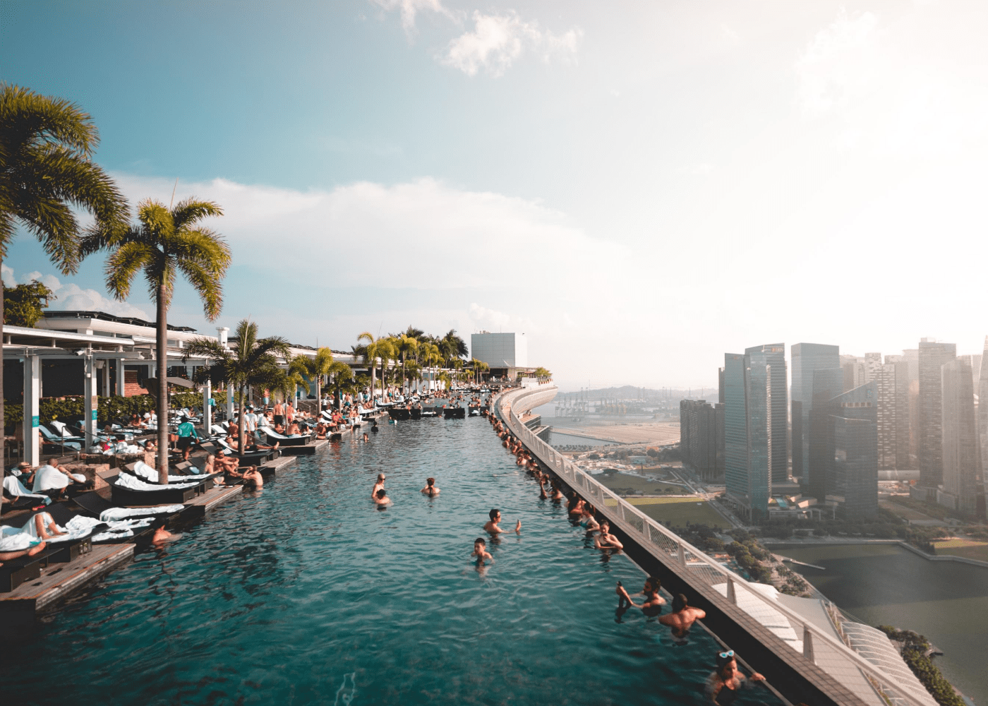 Dive Into The Prettiest Hotel Swimming Pools In Singapore Honeycombers