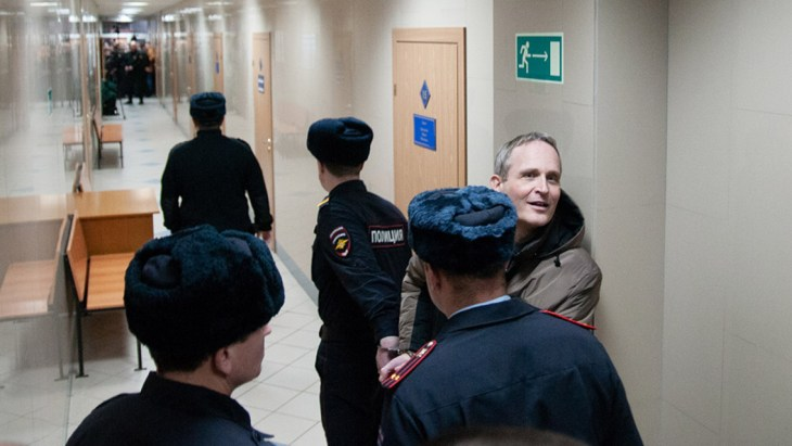 Image result for Dane jailed by Russia in Jehovah's Witnesses crackdown loses appeal - group's spokesman