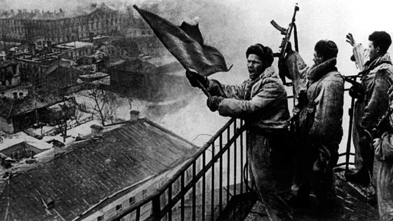 As Russia Remembers The Leningrad Siege Some Are Fighting