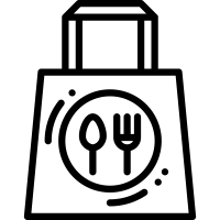 Food Bag Icons - Download Free Vector Icons | Noun Project