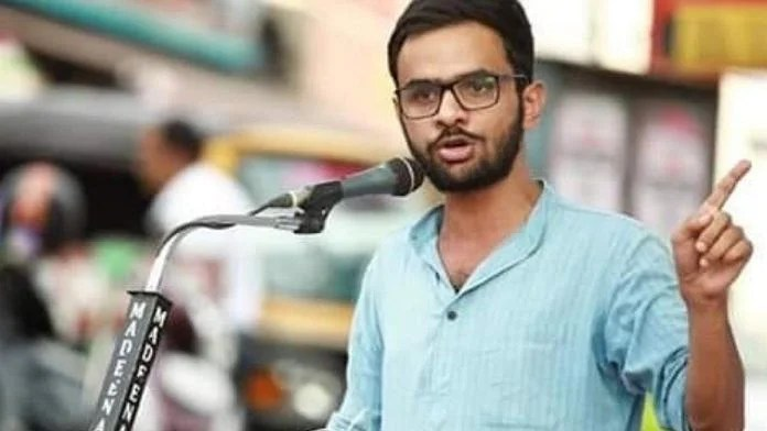 I have not spent a day or night in my cell without extreme anxiety: Umar  Khalid from Tihar