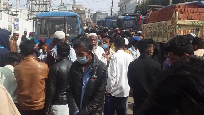 Rohingya refugees fleeing relief camps in Jammu   By special arrangement