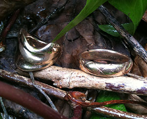 Lost antique heirloom rings found in Sausalito