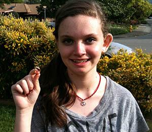 Lost Ring Found in Saratoga