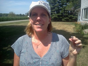 "Lost Women's Gold Class Ring in Marysville, OH ""FOUND"""