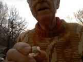 Tom Deuser 14k Diamond ring 2