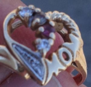 Diane's Mother's ring
