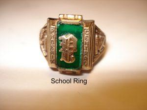 Phoenix School Ring