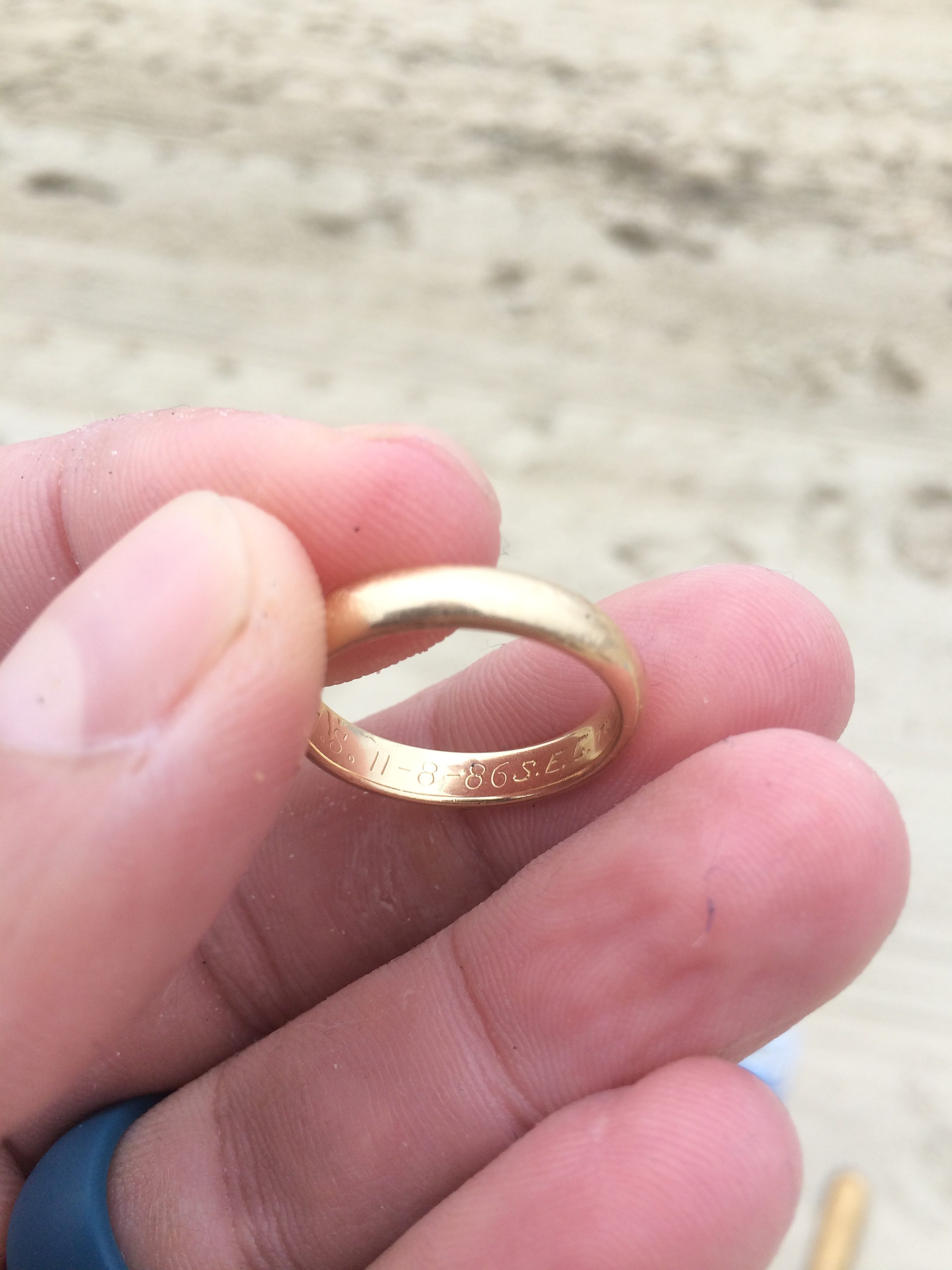 how to find a ring at the beach Tag | The Ring Finders