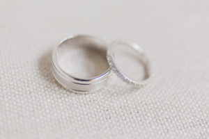 Lost white gold wedding ring rottnest island