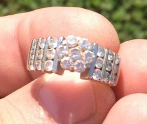 Lost Wedding Ring Found in Lone Tree Iowa