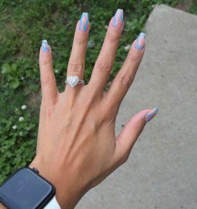 Found Ring on finger