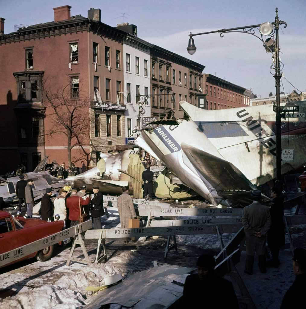 Brooklyn Sterling Ave 7th 17 8 Pl December 1960