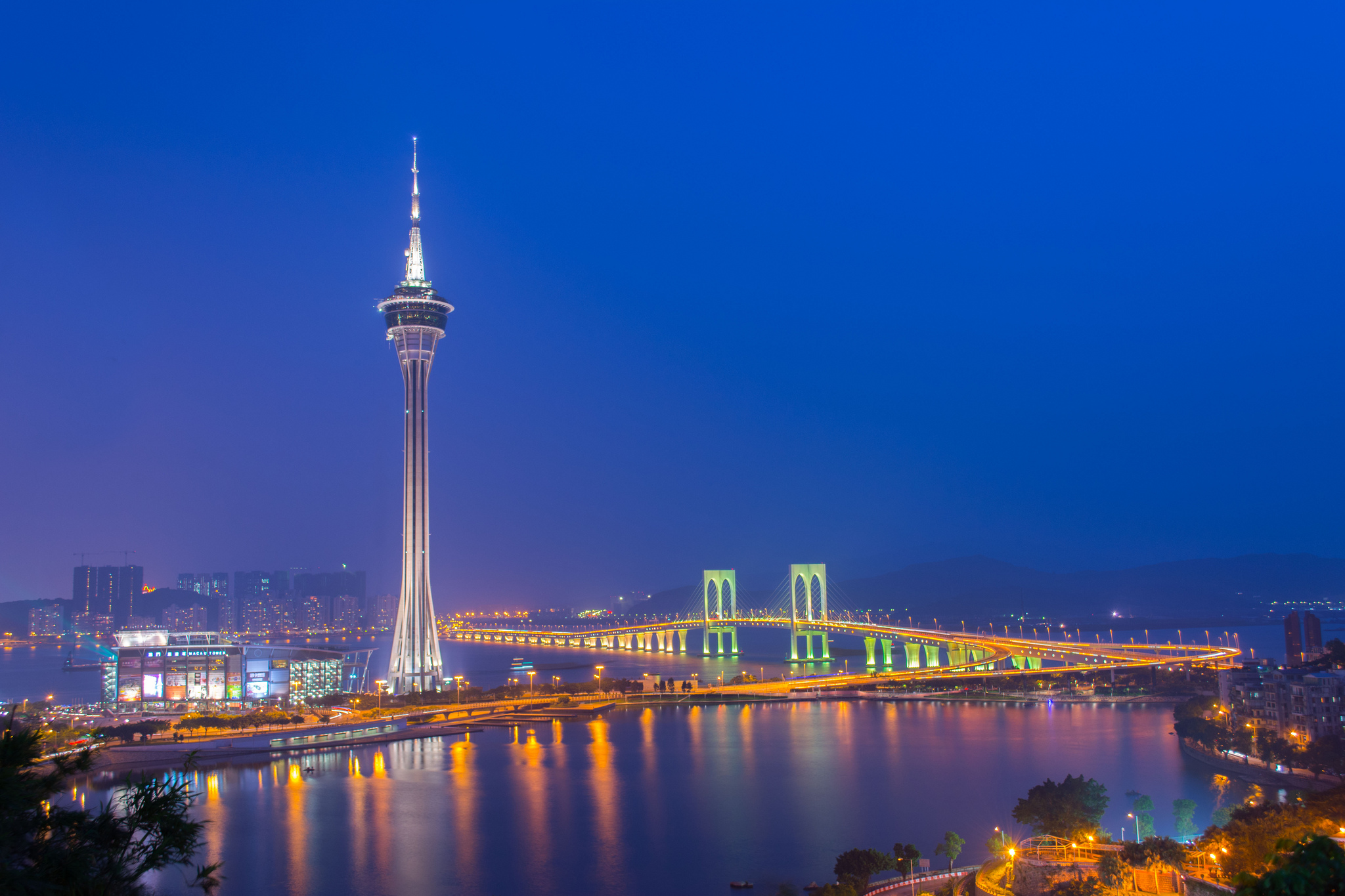 Image result for macau tower