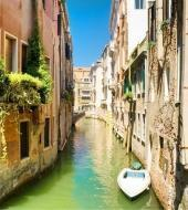Crucero de Turismo en la Ciudad de Venecia