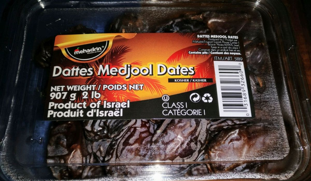 Image result for costco dates medjool israel