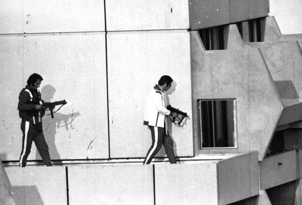 Munich massacre - GSG 9 - Special Forces Operation