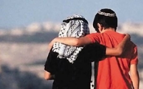 Image result for jew and muslim friends