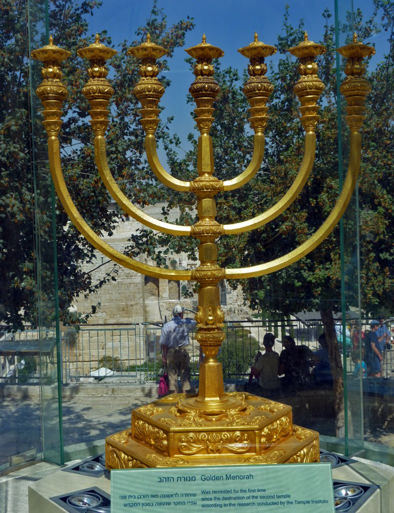 Can Vatican Display Shed Light On The Fate Of The Menorah