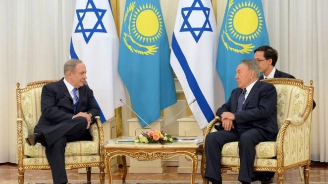 Image result for Kazakh President Nursultan Nazarbayev